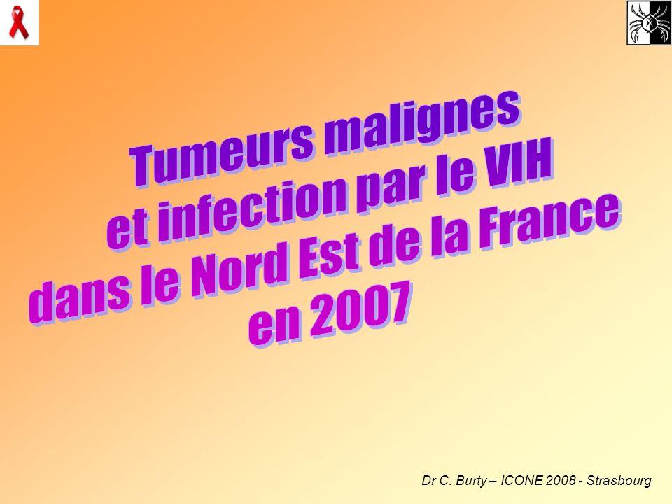 Dr C. Burty – ICONE 2008 - Strasbourg