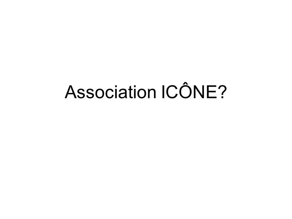 Association ICÔNE