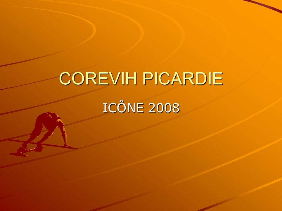 COREVIH PICARDIE ICÔNE 2008
