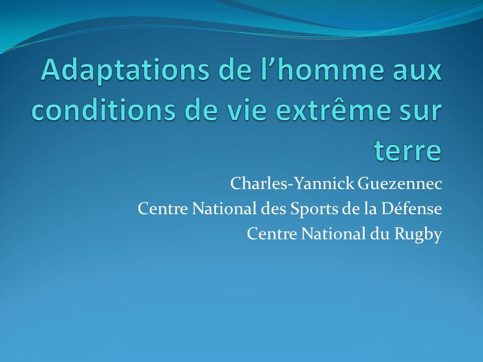 Charles-Yannick Guezennec Centre National des Sports de la Défense Centre National du Rugby