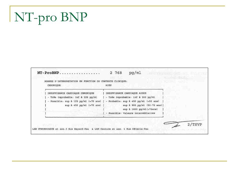 NT-pro BNP