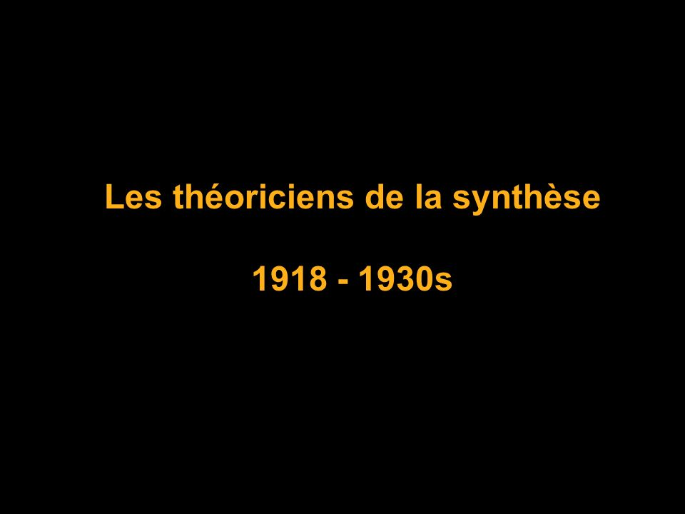 Sir Ronald Aylmer Fisher (1890-1962) 1930.The Genetical Theory of Natural Selection.