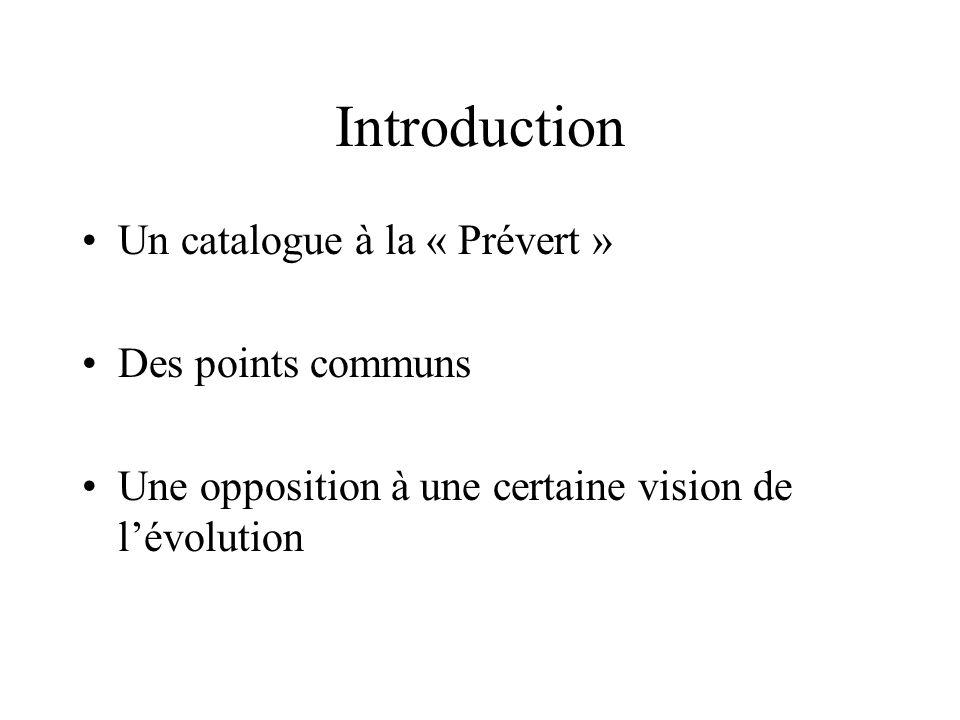Epigénétique La plasticité phénotypique et les normes de réaction Quy a-t-il de commun entre ces phénomènes.