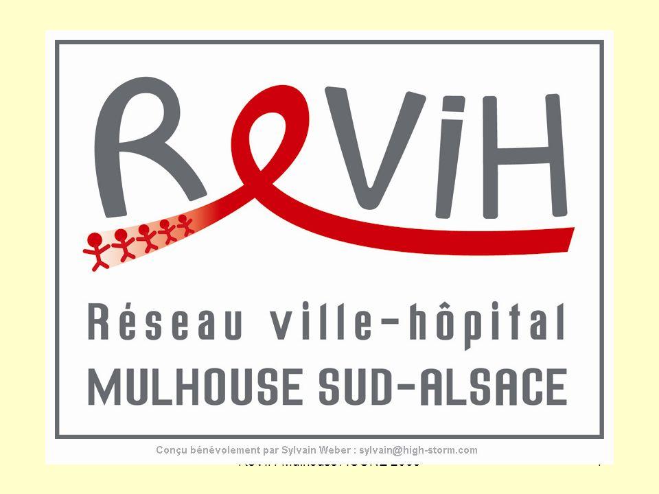 22ReVIH-Mulhouse / ICONE 2009 Merci de votre attention… beck-wirthg@ch-mulhouse.fr bertrand-klein@revih-mulhouse.org