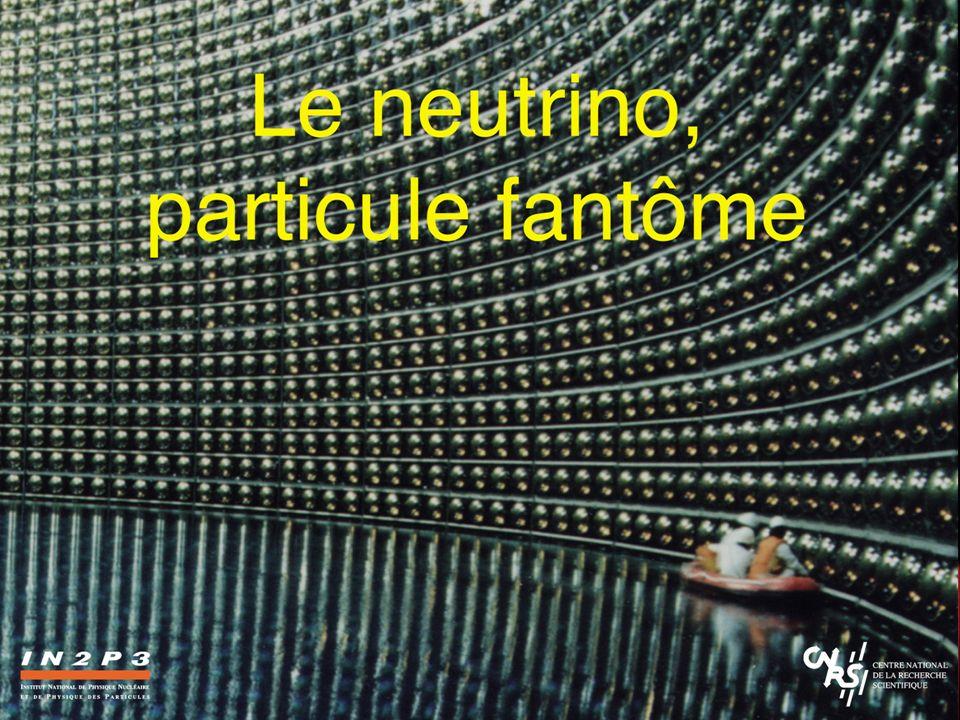 Les Sources de neutrinos Naturelles Artificielles Le Soleil Les collisions atmosphériques Les super-novae Le big-bang .