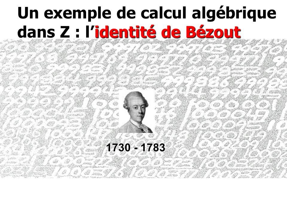 Composition des applications linéaires et « produit » de tableaux 2 x 2 a 1 b 1 c 1 d 1 a 2 b 2 c 2 d 2 L1L1L1L1 L2L2L2L2 a 2 a 1 + b 2 c 1 a 2 b 1 +b 2 d 1 c 2 a 1 +d 2 c 1 c 2 b 1 +d 2 d 1 L 2 o L 1