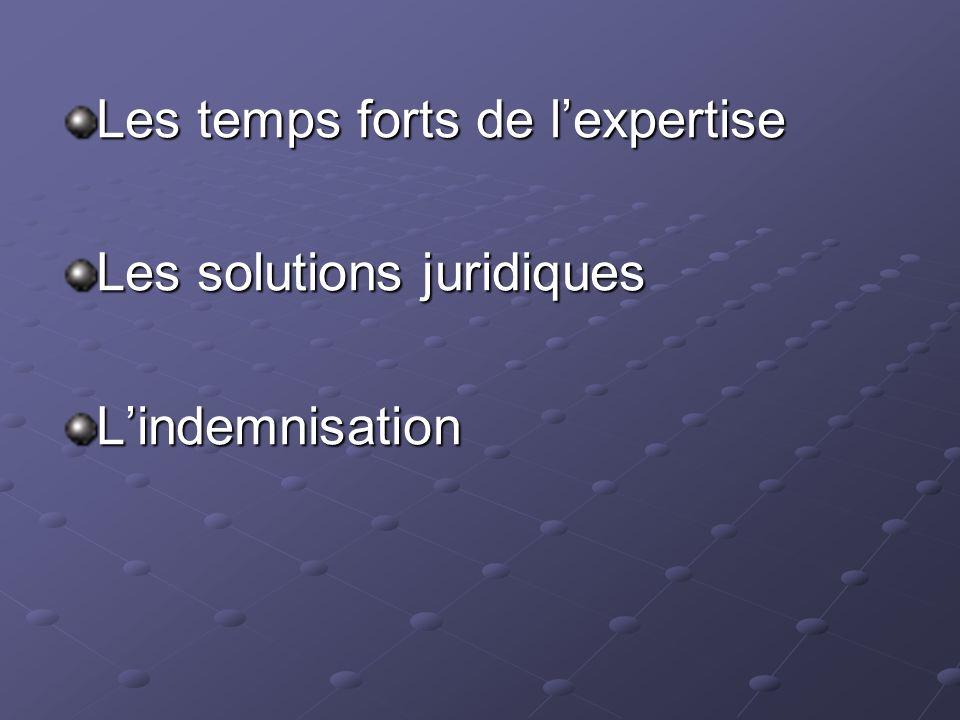 COMMISSION REGIONALE DE CONCILIATION ET DINDEMNISATION (CRCI) 4 conditions requises pour indemnisation