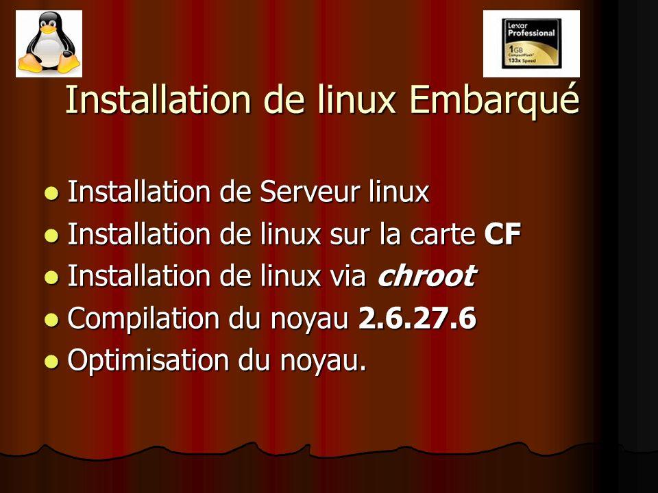 Configuration de lenvironnement Configuration logicielle : Configuration logicielle : SSH sur le serveur.