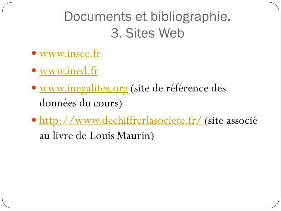 Documents et bibliographie.3.