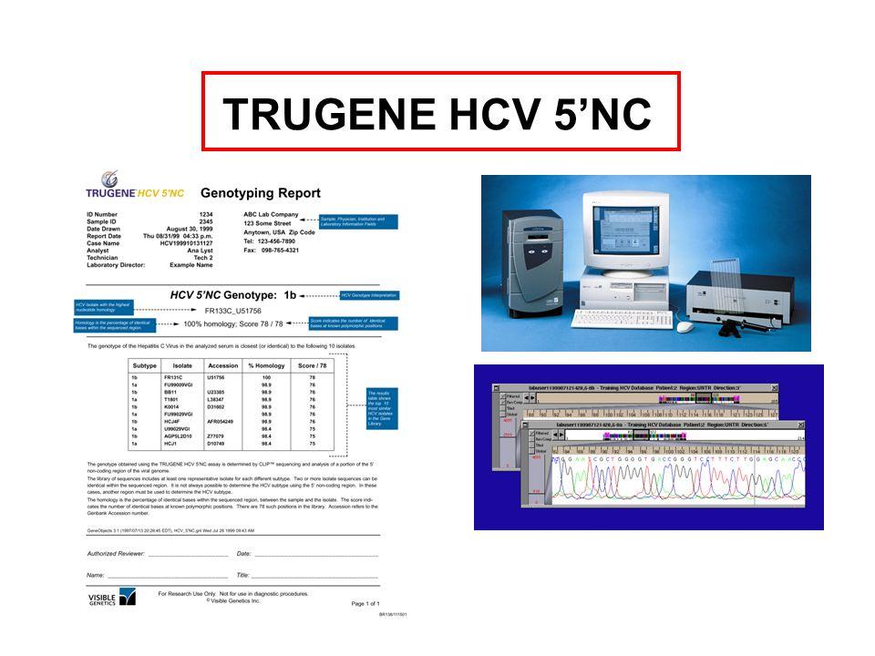 TRUGENE HCV 5NC