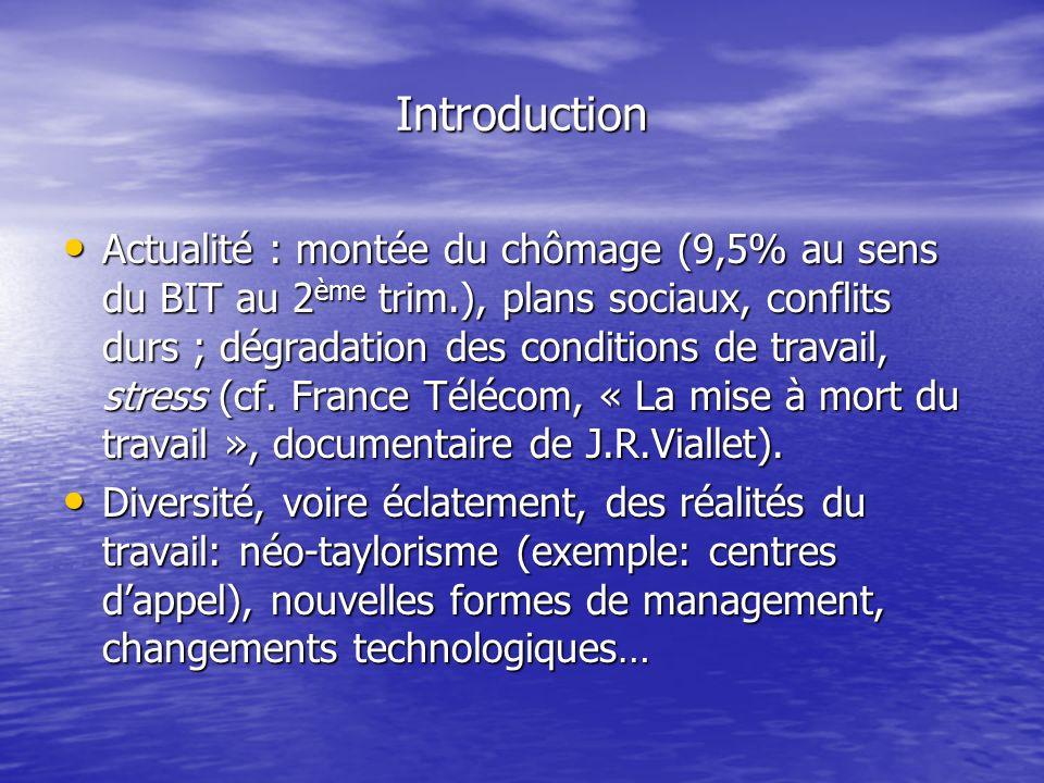La négociation collective Rôle structurant de lEtat, une caractéristique du « modèle français ».