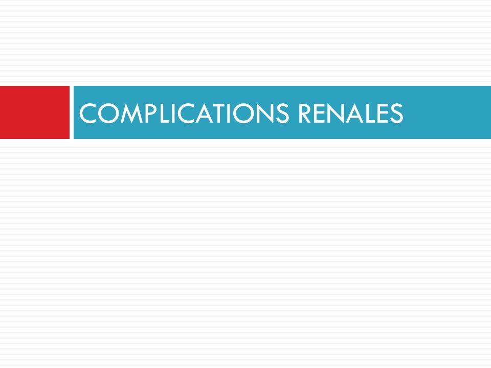 Rédaction dun algorithme de prise en charge du risque rénal avec les néphrologues avec pour référentiels : Rapport dexperts YENI 2008, ICAR, ANAES 2002