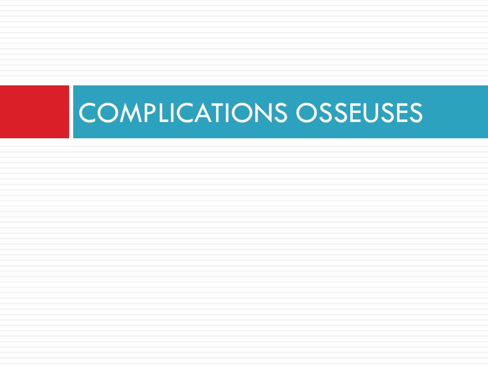 Recommandations Rapport Yeni 2008 -Dépistage ciblé par la réalisation dune ostéodensitométrie en fonction de lexistence de facteurs de risque (âge, IMC<18, corticothérapie actuelle ou ancienne, tabac, alcool, ATCD de fracture de lextrémité fémorale chez les parents du premier degré, ATCD personnel de fracture, Ménopause, Traitement par inhibiteurs de protéases, faible activité physique, faible consommation de Ca, carence en vit D)
