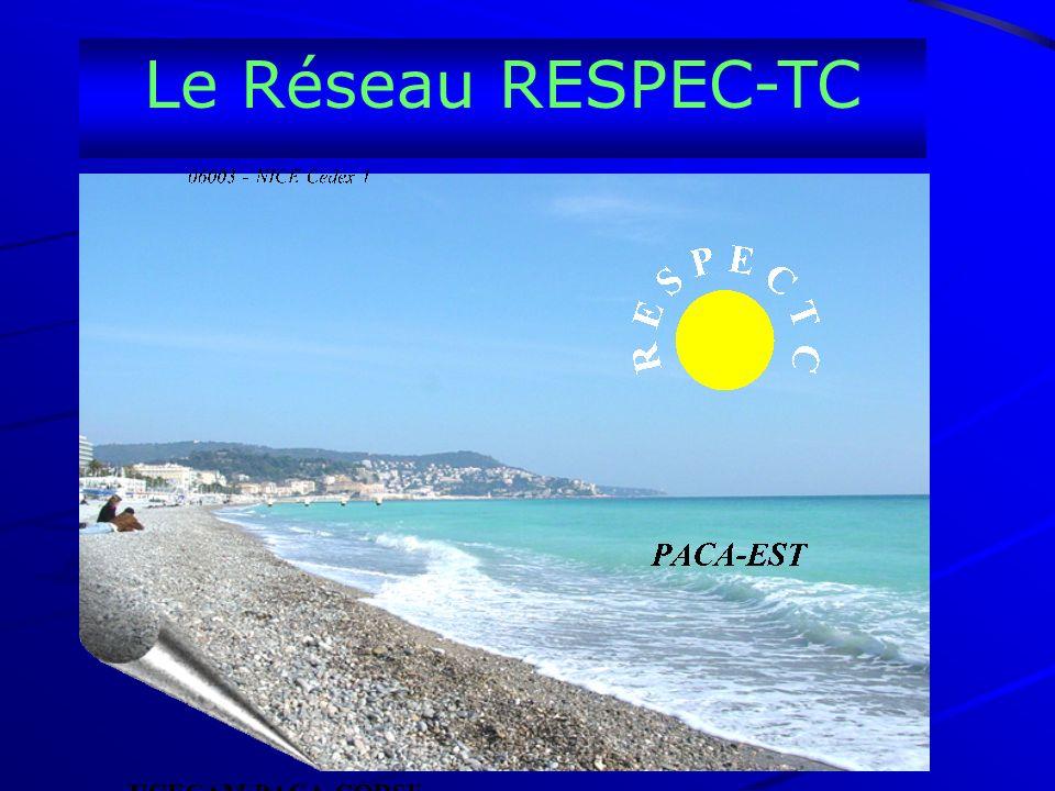 Le Réseau RESPEC-TC