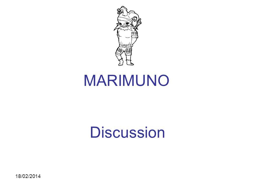 18/02/2014 MARIMUNO Discussion