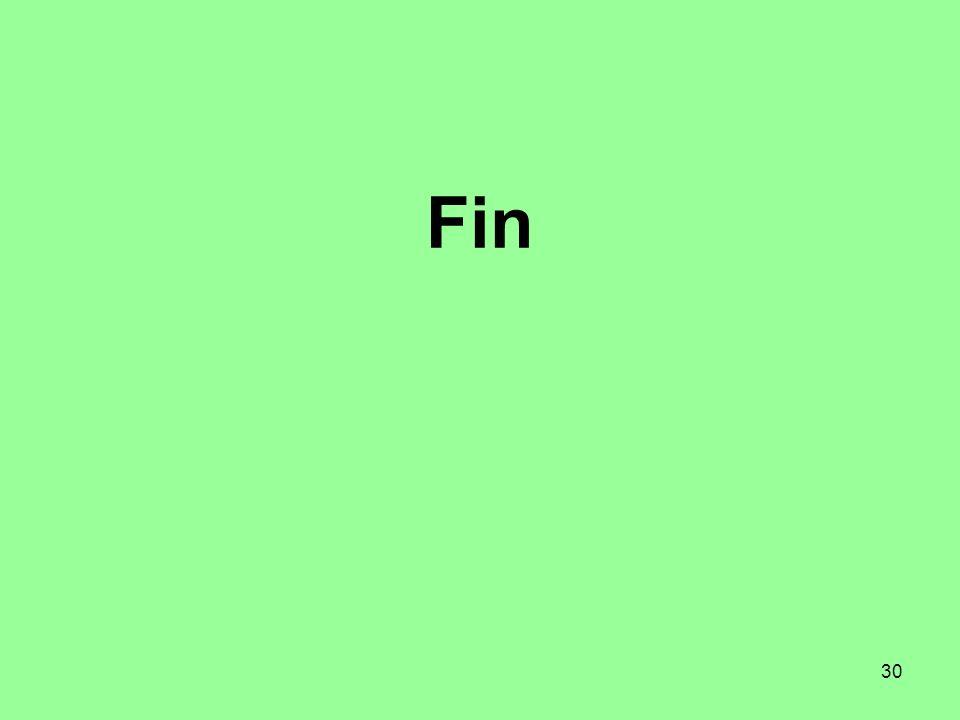 30 Fin