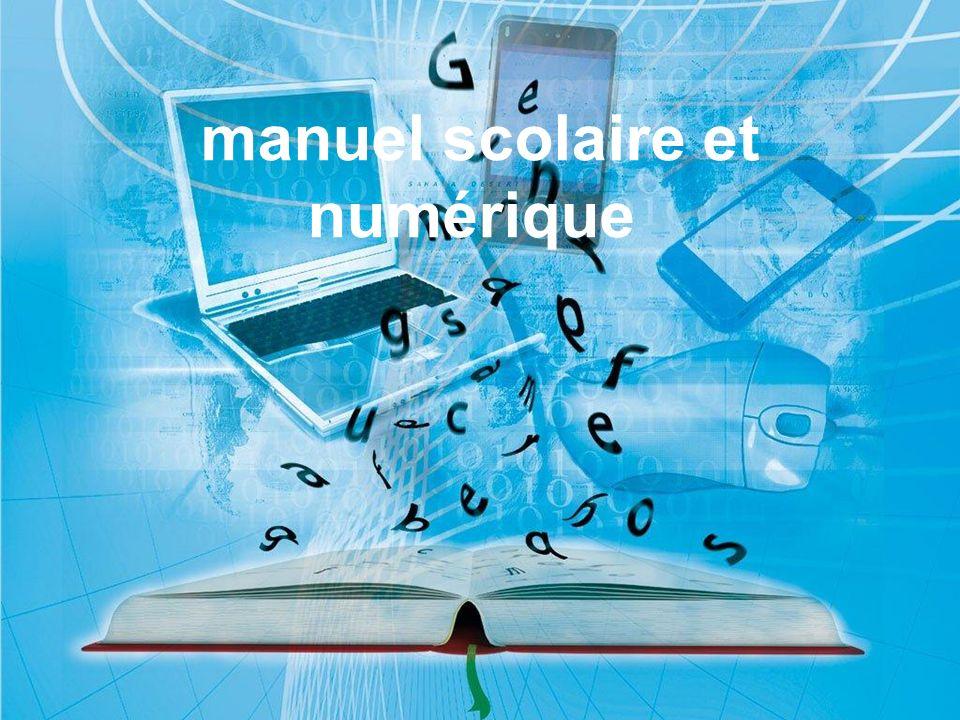 réunion interlocuteurs lettres 27/01/2009 manuel scolaire et numérique