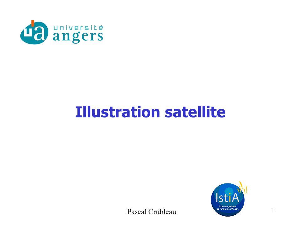 Pascal Crubleau Illustration satellite 1