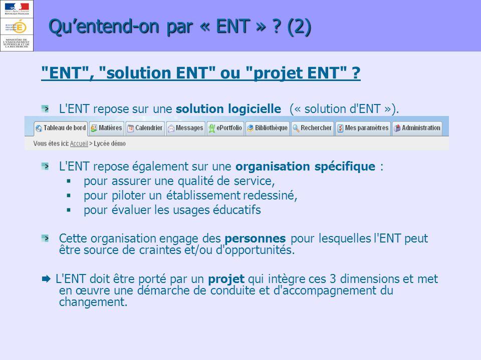 Quentend-on par « ENT » ? (2)