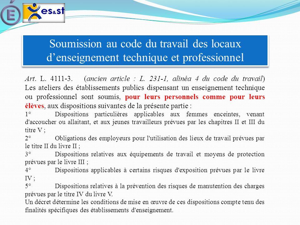 Décret N°2010-1118 du 22 septembre 2010 « Opérations sur les installations électriques ou dans leur voisinage » Art.