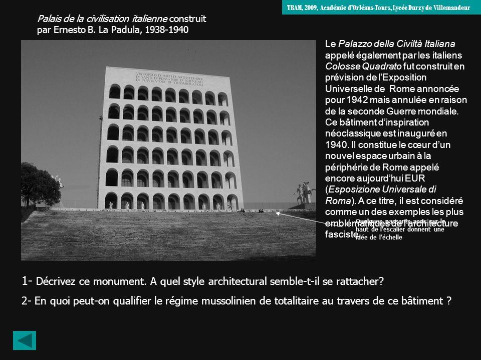 Stade des marbres, Rome 1- Observez ces statues : peut-on parler dun souci de réalisme .