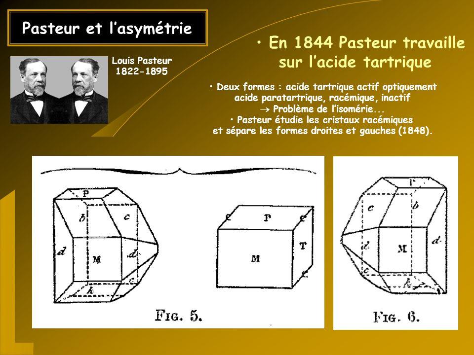 Transition de phase Théorie de Landau : G 1 et G 2 nont pas de relation groupe/sous-groupe : Transition du 1 er ordre (soufre soufre ) G 1 est sous-groupe de G 2 (G 1 G 2 ) On peut définir un paramètre dordre nul dans la phase la plus symétrique TcTc Phase I G 1 Phase II G 2 T T c T T c T discontinu Transition du 1 er ordre Hystérésis, chaleur latente continu Transition du 2 nd ordre Coexistence au point critique
