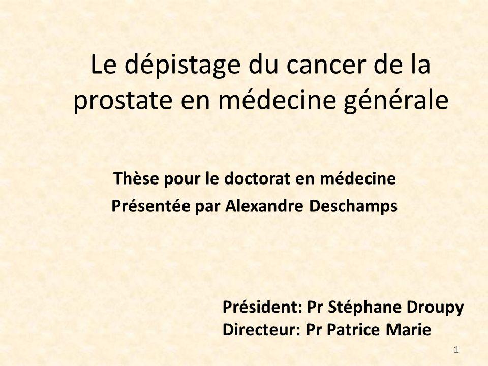 INTRODUCTION Cancer le plus fréquent et 2 e cause de mortalité par cancer chez lhomme Cancer de lhomme âgé, évolution lente Facteurs de risque Les traitements 2