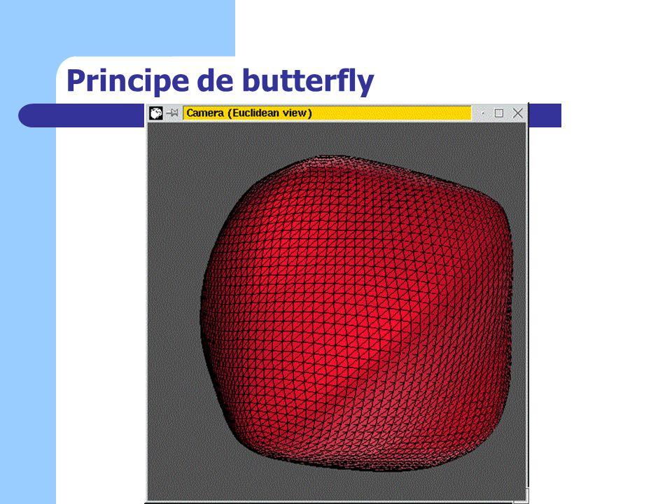 Principe de butterfly