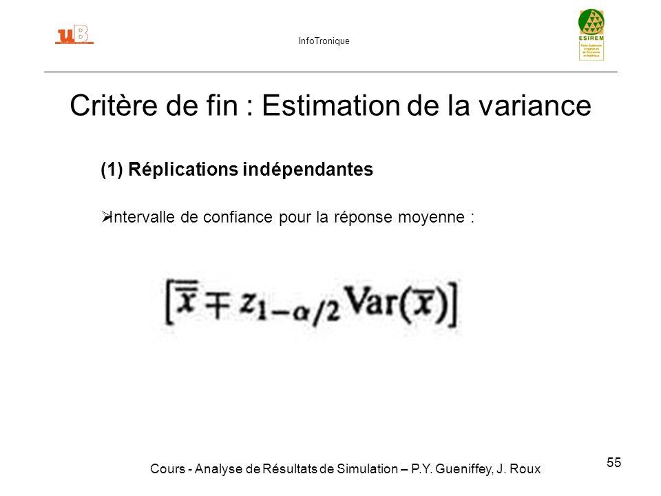 55 Cours - Analyse de Résultats de Simulation – P.Y.