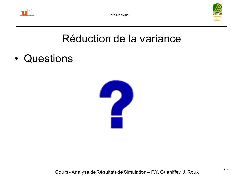 77 Cours - Analyse de Résultats de Simulation – P.Y.