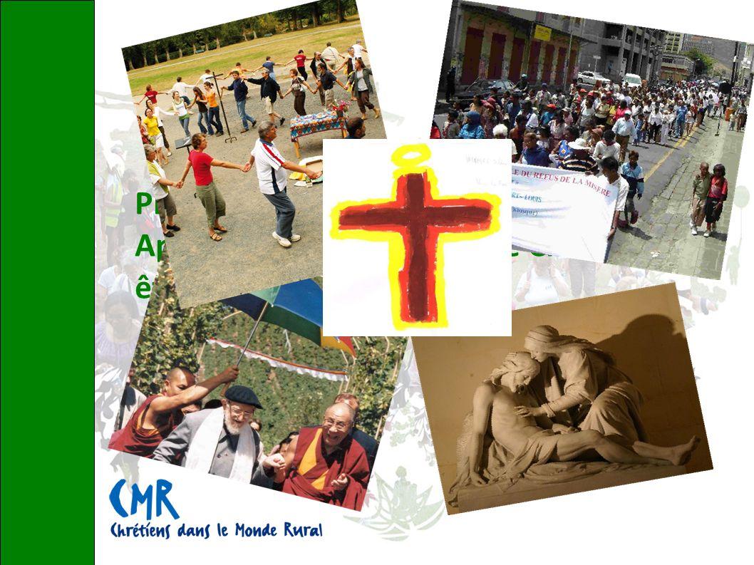 Priorité 2 : Appelés à cheminer avec le Christ pour être porteur d espérance