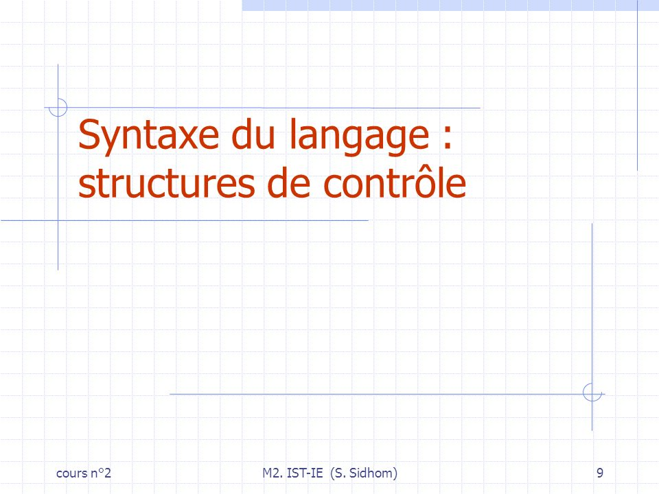 cours n°2M2.IST-IE (S.