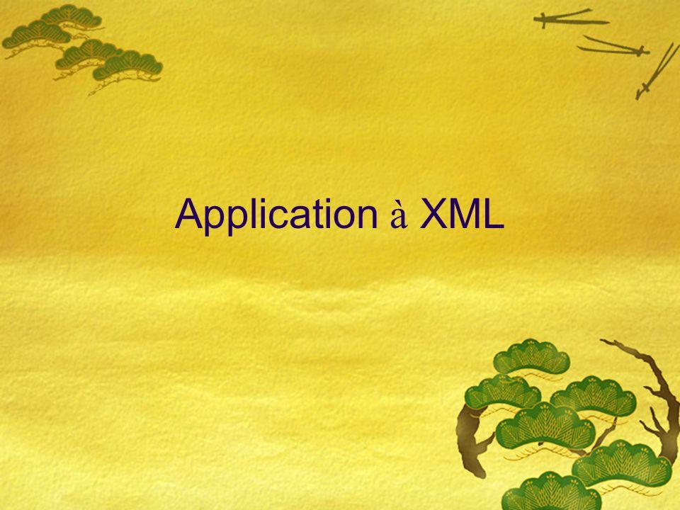 Document XML XML permet de d é crire des documents structur é s Paul Mark Jurgen Julien Pierre On peut voir un document XML comme un arbre