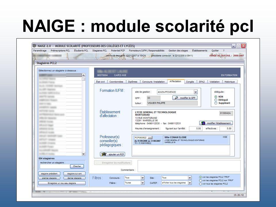 NAIGE : module fgc