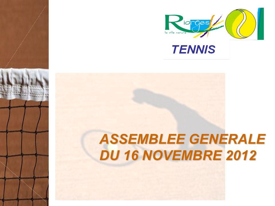 FIDOGEST ASSEMBLEE GENERALE DU 16 NOVEMBRE 2012