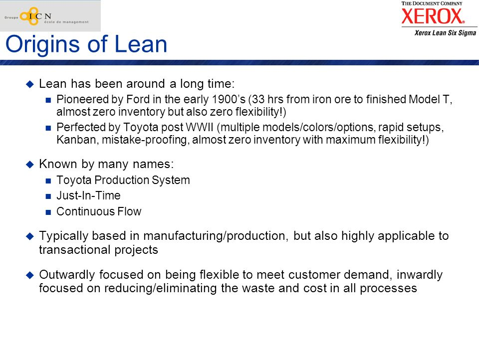 What Is Six Sigma.