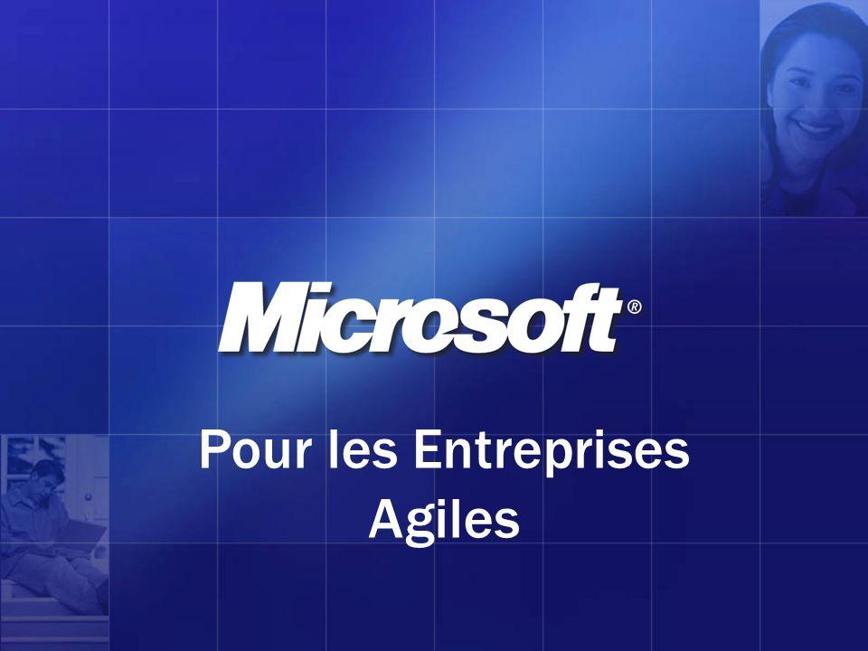 Pour les Entreprises Agiles