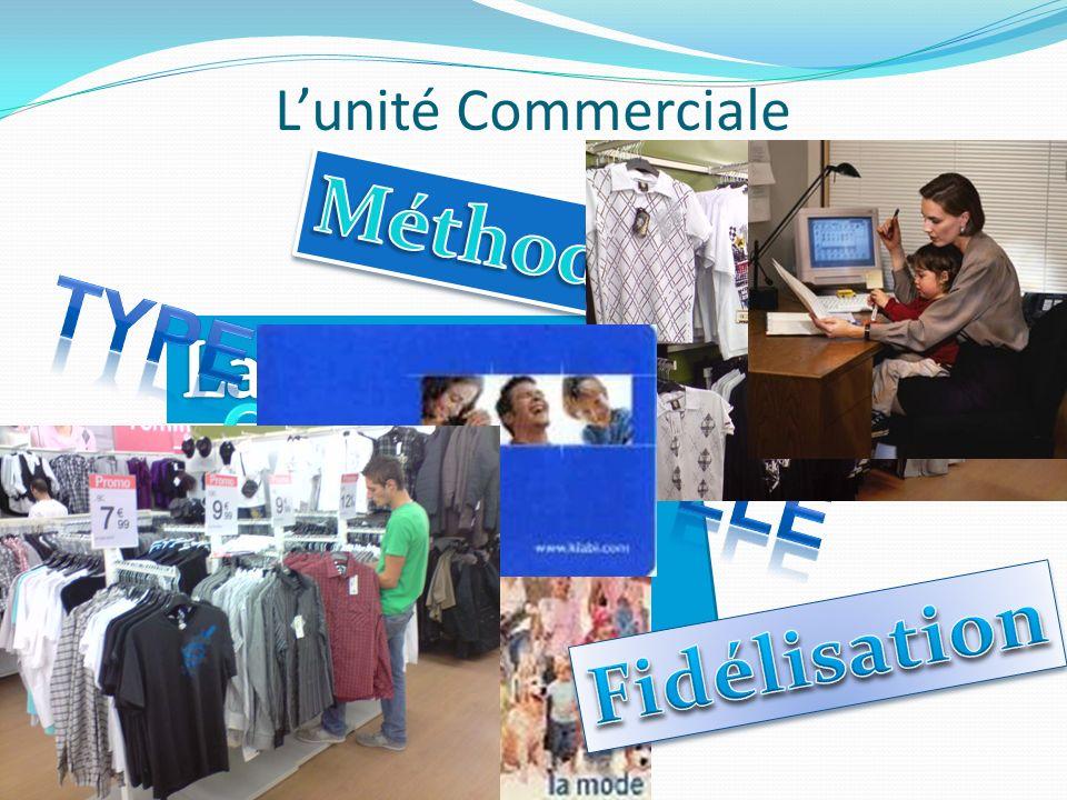 Lunité Commerciale