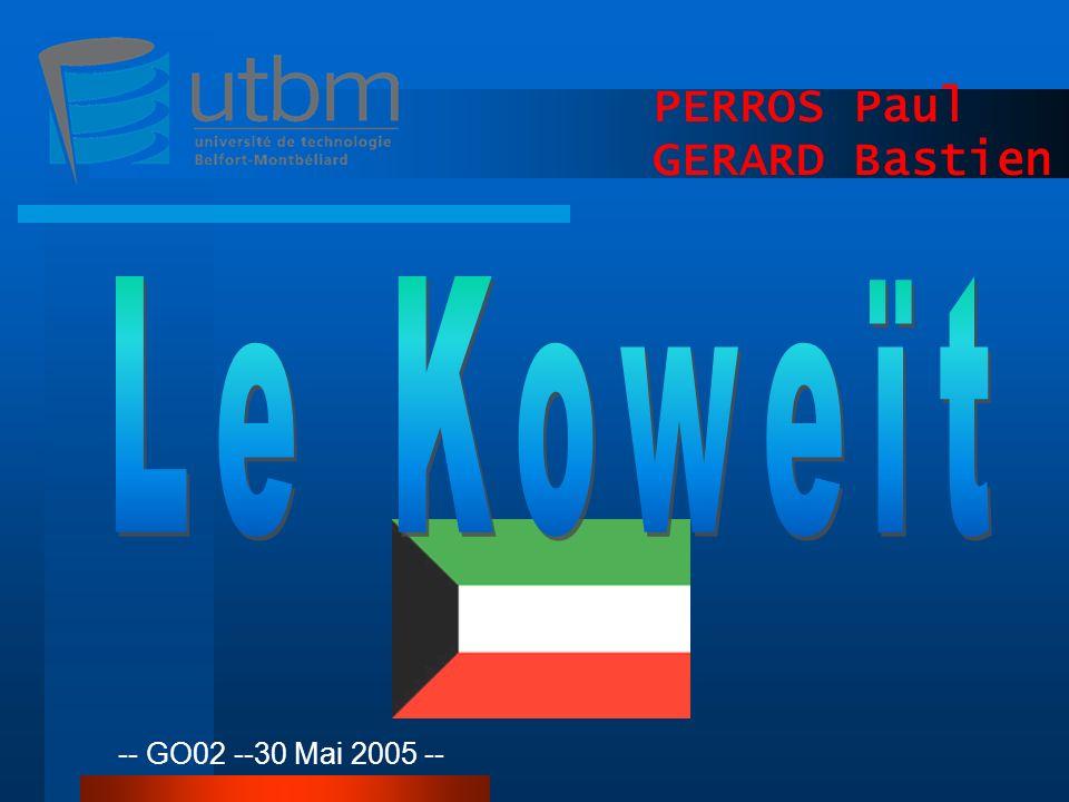 -- GO02 --30 Mai 2005 -- PERROS Paul GERARD Bastien