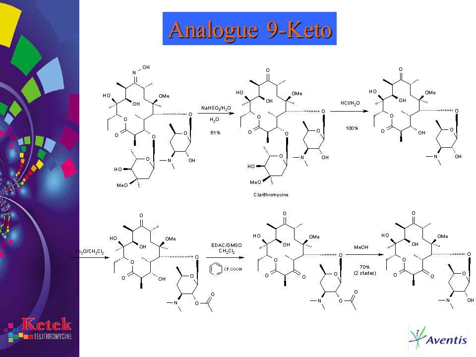Analogue 9-Keto
