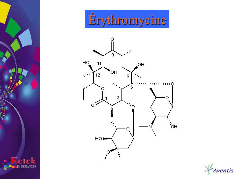 Érythromycine