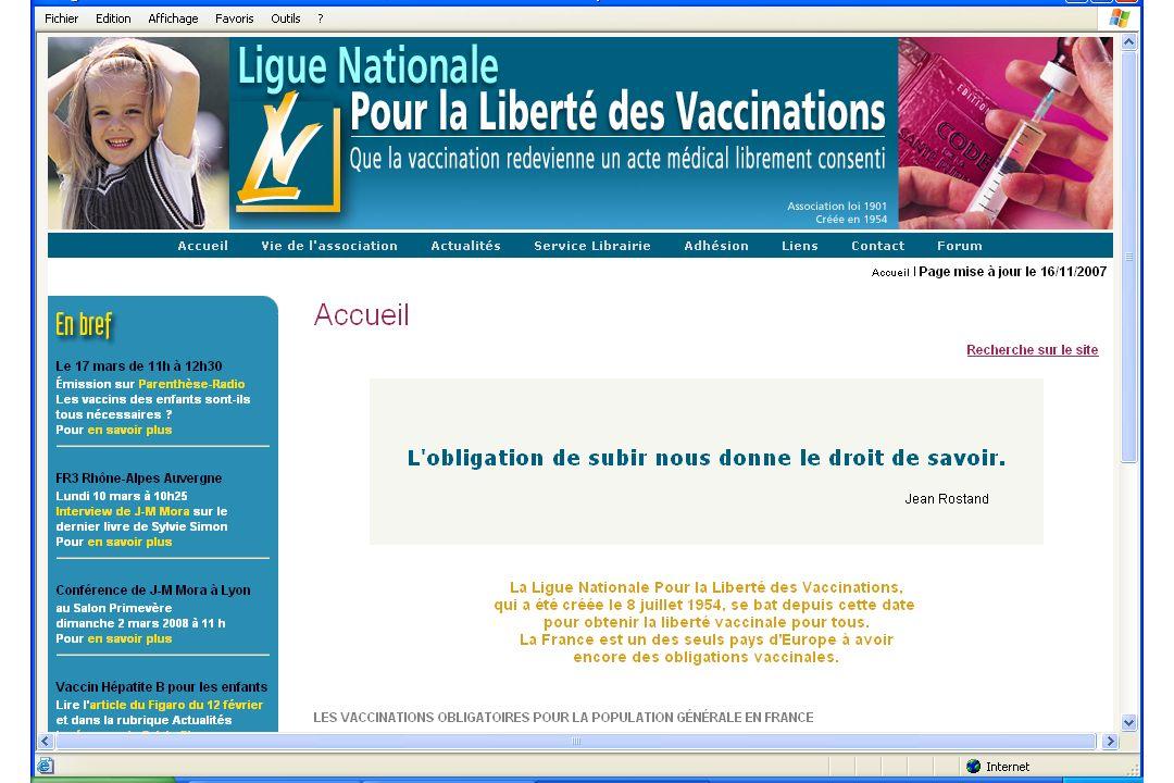 Ligue nationale pour la liberté des vaccinations