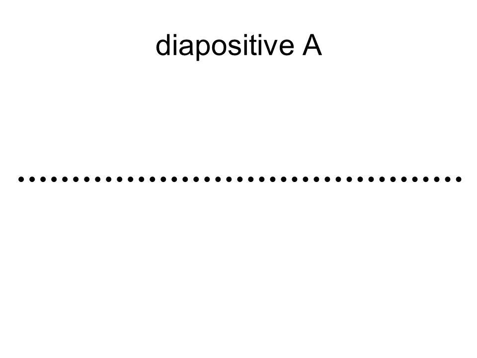 diapositive B