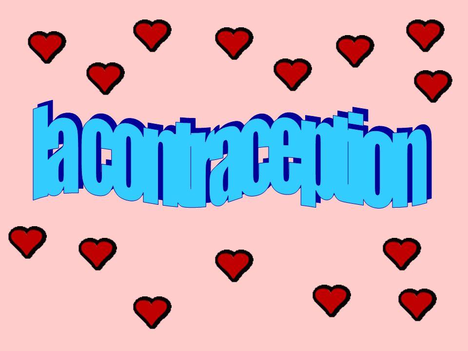 Les méthodes chimiques un contraceptif injectable: Le Depoprovera Cest une injection à faire tous les trois mois, il contient seulement de la progestérone, son efficacité est comme celle de la pilule contraceptive Retour aux méthodes de contraception