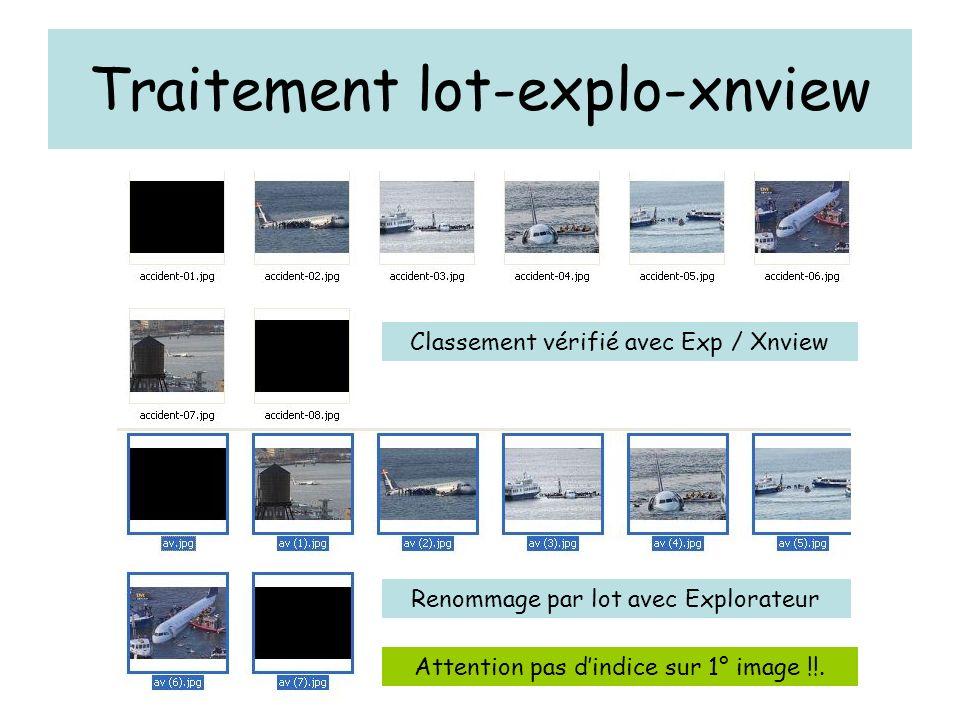 Traitement lot-explo-xnview Voici comment Xnview voit le classement.