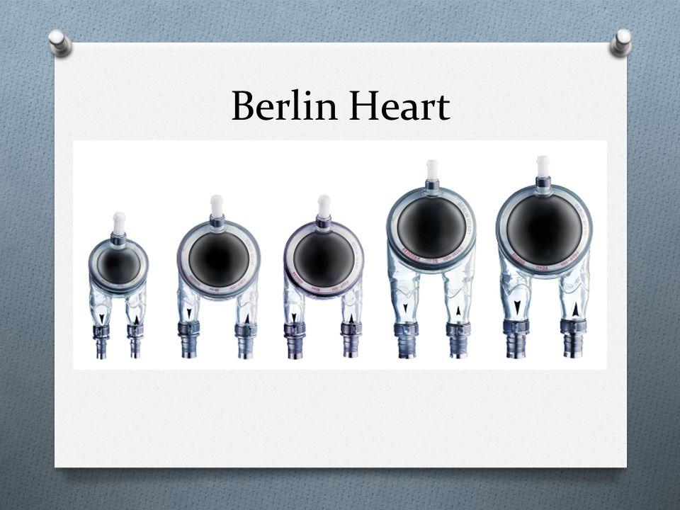 Cas Clinique O Mise en place du BERLINHEART® à 1 mois O Monoventriculaire gauche O 101 min de CEC