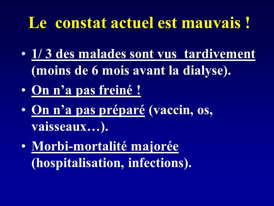 PREPARATION A LA DIALYSE Préserver les vaisseaux. Capital veineux = confort + survie (hémodialysé) Vaccination anti-hépatite B. 3 à 6 injections, rapp