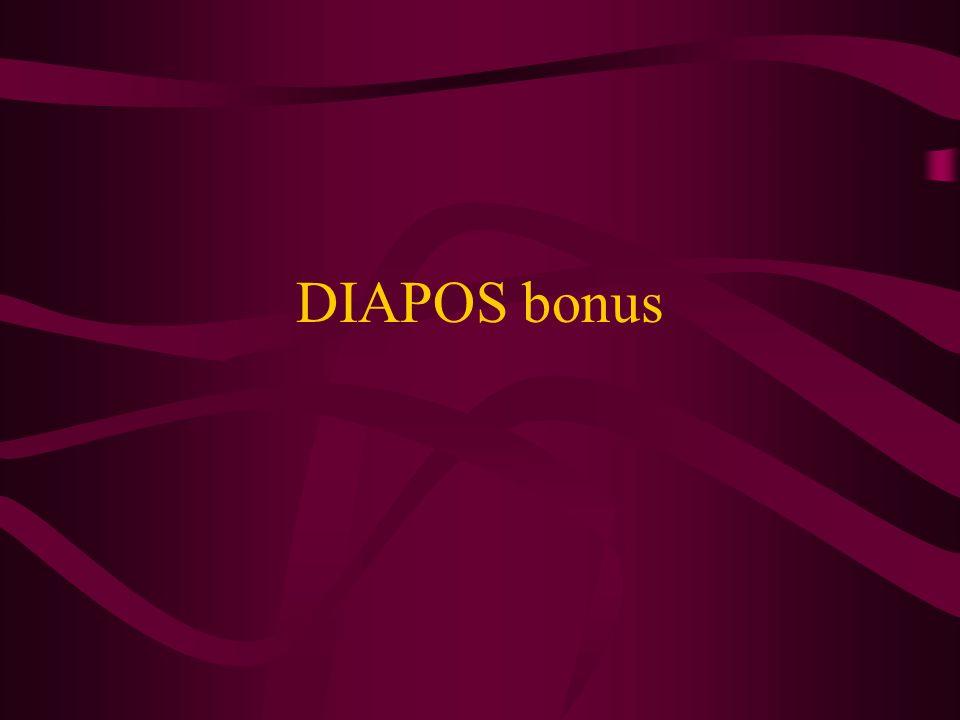 DIAPOS bonus