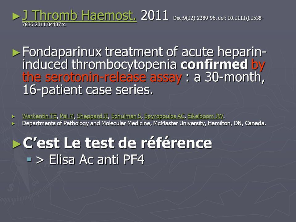J Thromb Haemost. 2011 Dec;9(12):2389-96. doi: 10.1111/j.1538- 7836.2011.04487.x. J Thromb Haemost. 2011 Dec;9(12):2389-96. doi: 10.1111/j.1538- 7836.