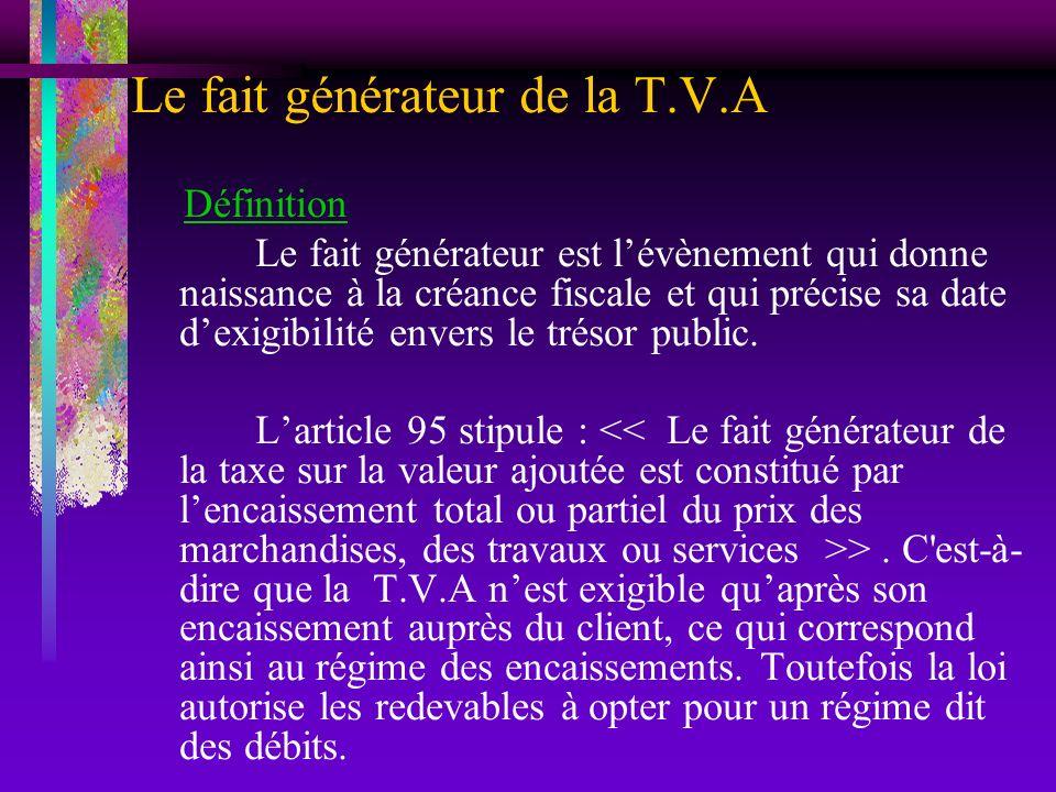 "Pr�sentation ""Introduction Le r�gime fiscal adopt� avant ..."